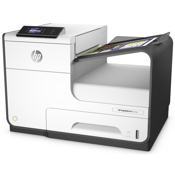 Струйный принтер HP PageWide Pro 452dw Printer (D3Q16B)