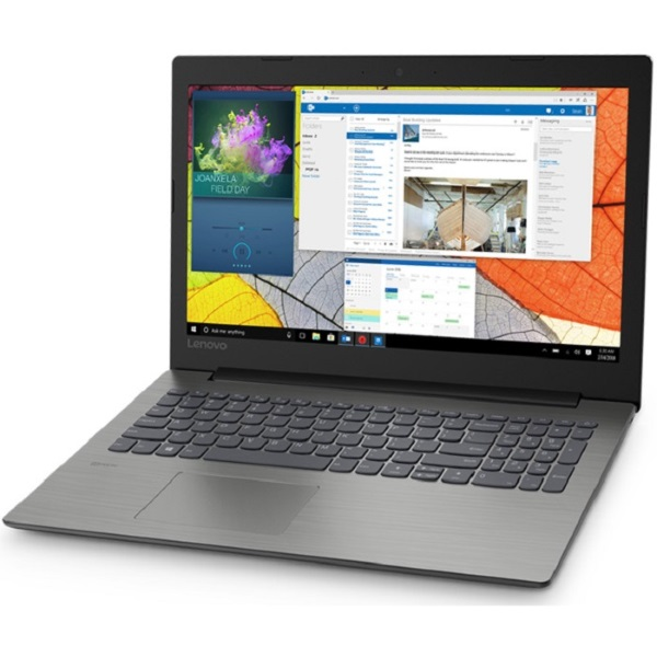 "Ноутбук Lenovo IdeaPad 330-15ARR 15.6"" HD [81D2004PRU] Ryzen 3 2200U/ 8GB/ 1TB/ Radeon 535 2GB/ WiFi/ BT/ Win10/ black изображение 3"
