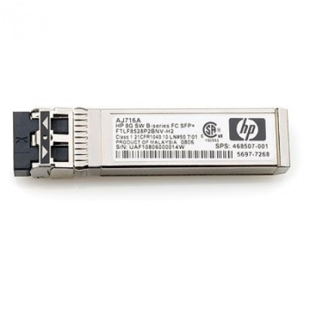 Трансивер HP B-series 16Gb SFP+SW XCVR (QK724A)