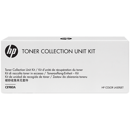 Toner Collection Unit - HP Color LaserJet CP5525/ 150000 стр (CE980A)