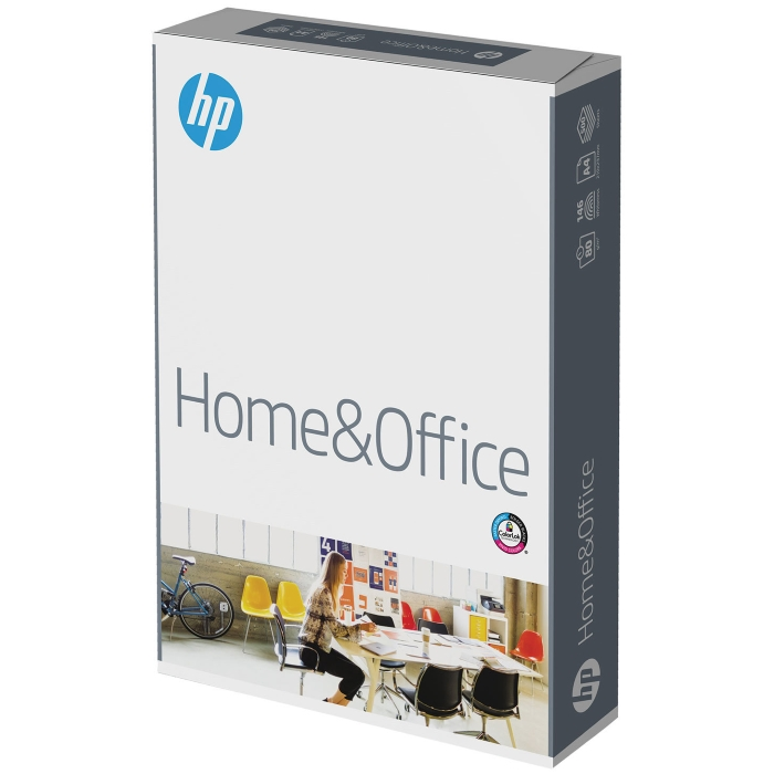 Бумага International Paper HP Home&Office A4 80г/м2, 500л (817663)