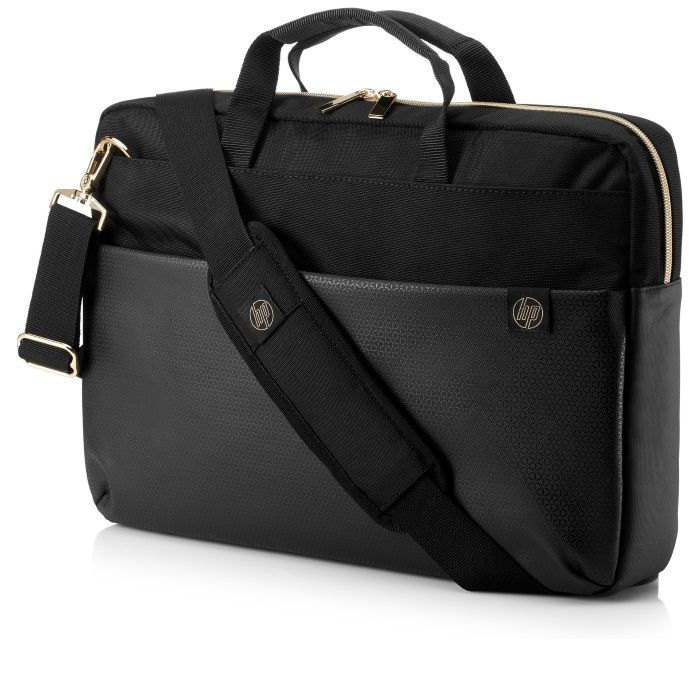 "Сумка 15.6"" HP Duotone Gold Briefcase (4QF94AA)"