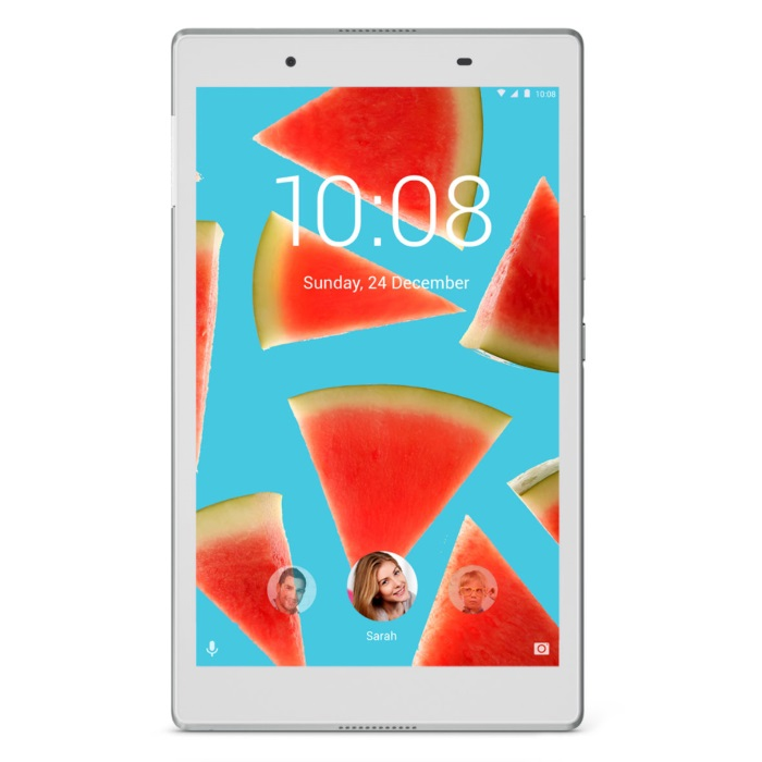 "Планшет Lenovo Tab 4 TB-7504X [ZA380087RU] 7"" HD (1280x720)/ Android 7.0/ MediaTek MT8735B/ 0.3Mp/ 2Mp/ 2GB/ 16GB/ 3G/ 4G/ WiFi/ BT/ GPS/ white изображение 2"