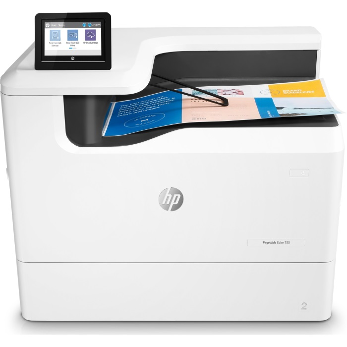 Принтер HP PageWide Color 755dn (4PZ47A)