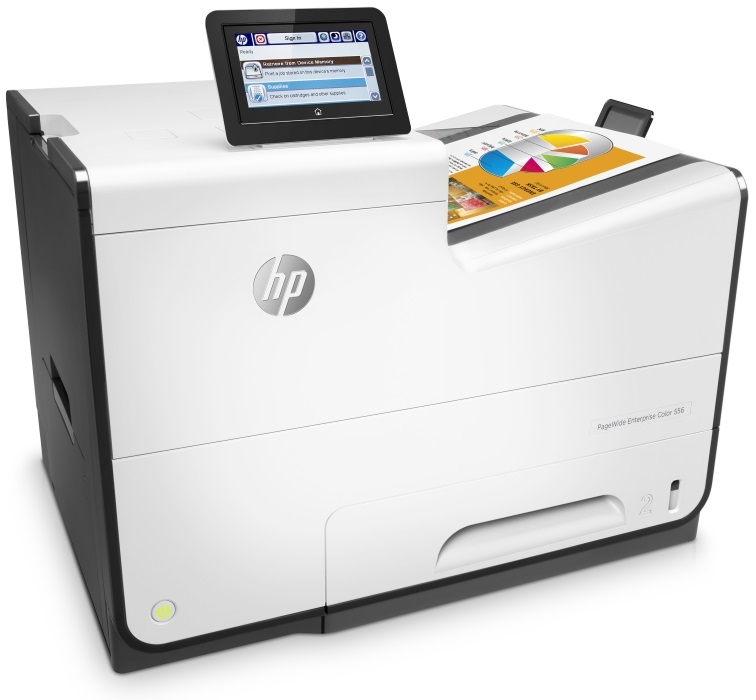 Принтер HP PageWide Enterprise Color 556dn (G1W46A)