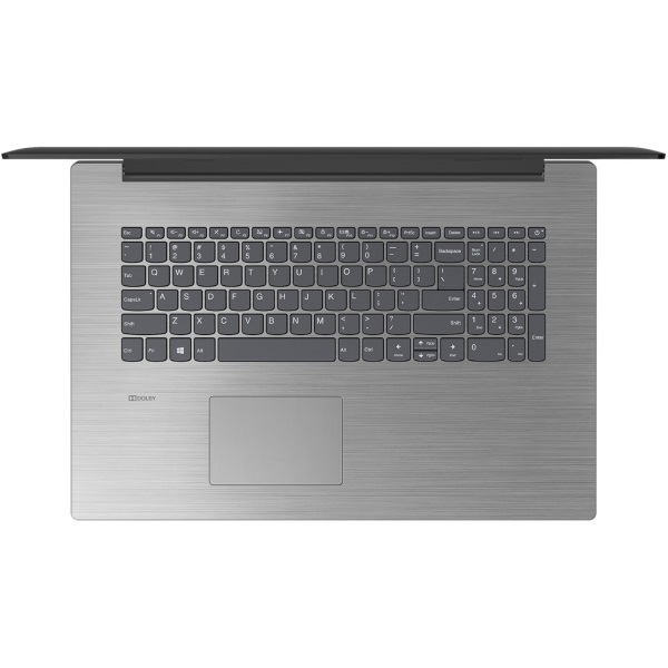 Ноутбук Lenovo IdeaPad 330-17IKBR 17.3'' FHD [81DM000RRU] Core i3-8130U/ 4GB/ 1TB/ GeForce MX150 2GB/ noODD/ WiFi/ BT/ Win10/ black изображение 3