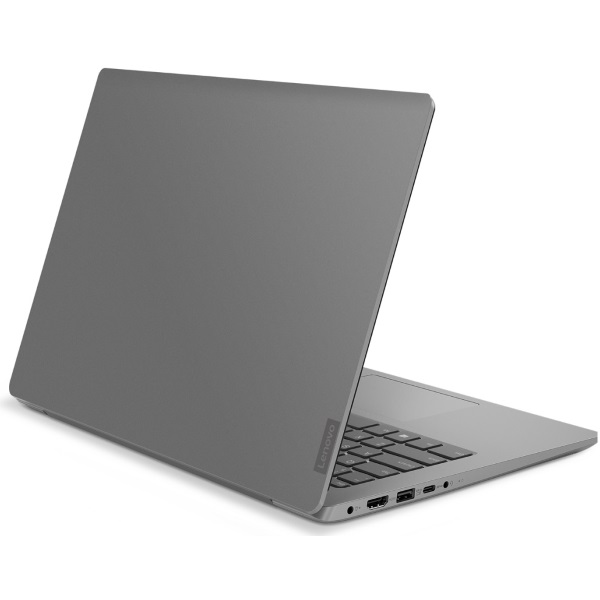 "Ноутбук Lenovo IdeaPad 330S-14IKB 14"" FHD [81F40142RU] Core i3-8130U/ 4GB/ 128GB/ noODD/ WiFi/ BT/ Win10/ Platinum Grey изображение 4"