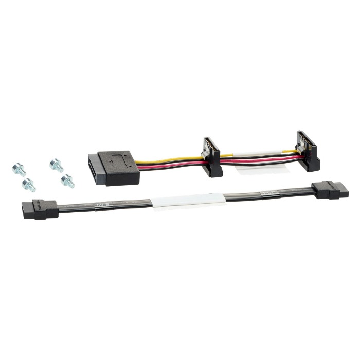 Комплект кабелей HPE DL325 Gen10+ 2SFF/UFF Drive Cable Kit (P16993-B21)