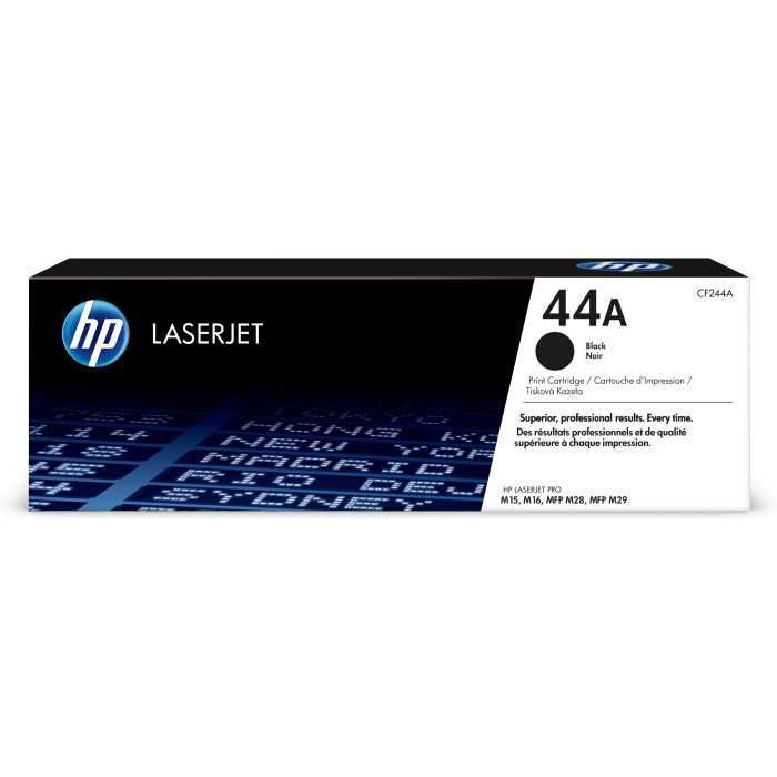 Тонер-картридж HP 44A Black LaserJet Toner Cartridge (CF244A)