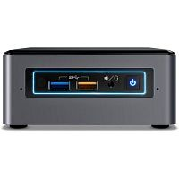 Неттоп INTEL BOXNUC8I5BEH2 Core i5 8259U/ DDR4/ no HDD/ no DVD/ BT/ WiFi/ no OS/ Black (BOXNUC8I5BEH2961524)