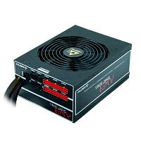 Блок питания Chieftec PSU GPS-1250C 1250W Smart ATX2.3/EPS12V 240V 14cm Fan 80+Gold Active PFC 20+4, 2x8(4+4)p, 2x8(6+2)p, 12xSATA, 3xMolex