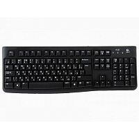 Клавиатура Logitech K120, Wered, USB, Black [920-002522]