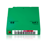 Дата картридж HP Ultrium LTO4 1.6TB bar code non custom labeled cartridge 20 pack (for libraries & autoloaders, incl. 20 x C7974L) (C7974AN)