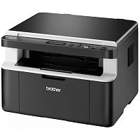 Лазерное МФУ Brother DCP-1612WR (A4, 2400x600, WiFi, USB) (DCP1612WR1)