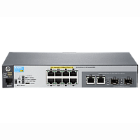 "Коммутатор HP 2530-8-PoE+ Switch (8 x 10/ 100 + 2 x SFP or 10/ 100/ 1000, Managed, L2, virtual stacking, PoE+ 67W, 19"") (repl. for J9137A) (J9780A#ABB)"