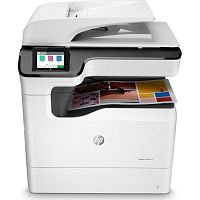 Цветное МФУ HP PageWide Color 774dn MFP (p/s/c, A3, 600dpi, duplex, ADF 100, 2.8 Gb, USB, Rj-45) (4PZ43A#B19)