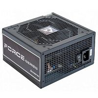 Блок питания Chieftec PSU CPS-550S 550W FORCE ATX2.3 APFC 85+ 240V RTL 12cm Fan Active PFC 20+8+4p; 24+8p; 24+8p; 4xSATA; 3xMolex+FDD Efficiency >80%